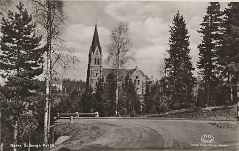 Solberga Norra Solberga kyrka